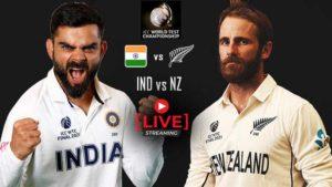 IND Vs NZ, WTC Final 2021 Day 2 Live: మూడో వికెట్గా పుజారా ఔట్.. భారత్ స్కోర్ 91/3..
