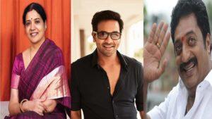 MAA Elections: 'మా' లో తీన్ మార్.. సీన్లోకి జీవితా రాజశేఖర్.. రాజుకుంటున్న రాజకీయం..