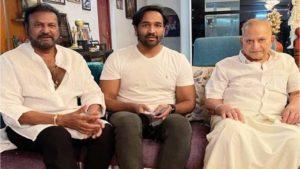 Mohan Babu: కుమారుడి కోసం రంగంలోకి దిగిన మోహన్ బాబు.. 'మా' ఎన్నికల కోసం సీనియర్లతో సంప్రదింపులు ?