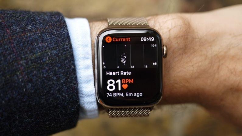 Apple Watch: ఎలాంటి లక్షణాలు లేకుండానే గుండెపోటు.. ముందే హెచ్చరించిన ఆపిల్ వాచ్..!