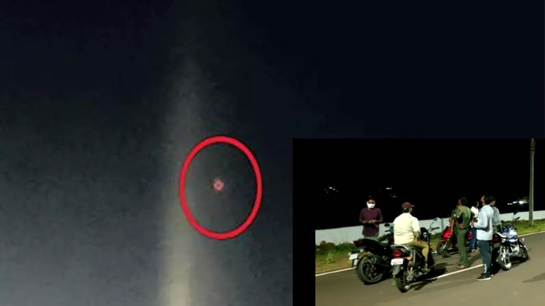 Srisailam drone: The darkest secret in Srisailam .. Kurnool SP specializing in drone's